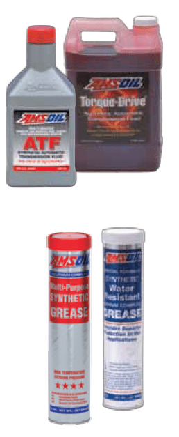 Amsoil ATF & Grease
