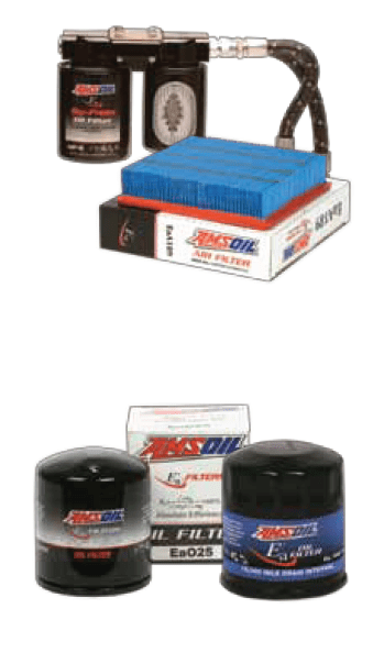 Amsoil Air & Oil Filters
