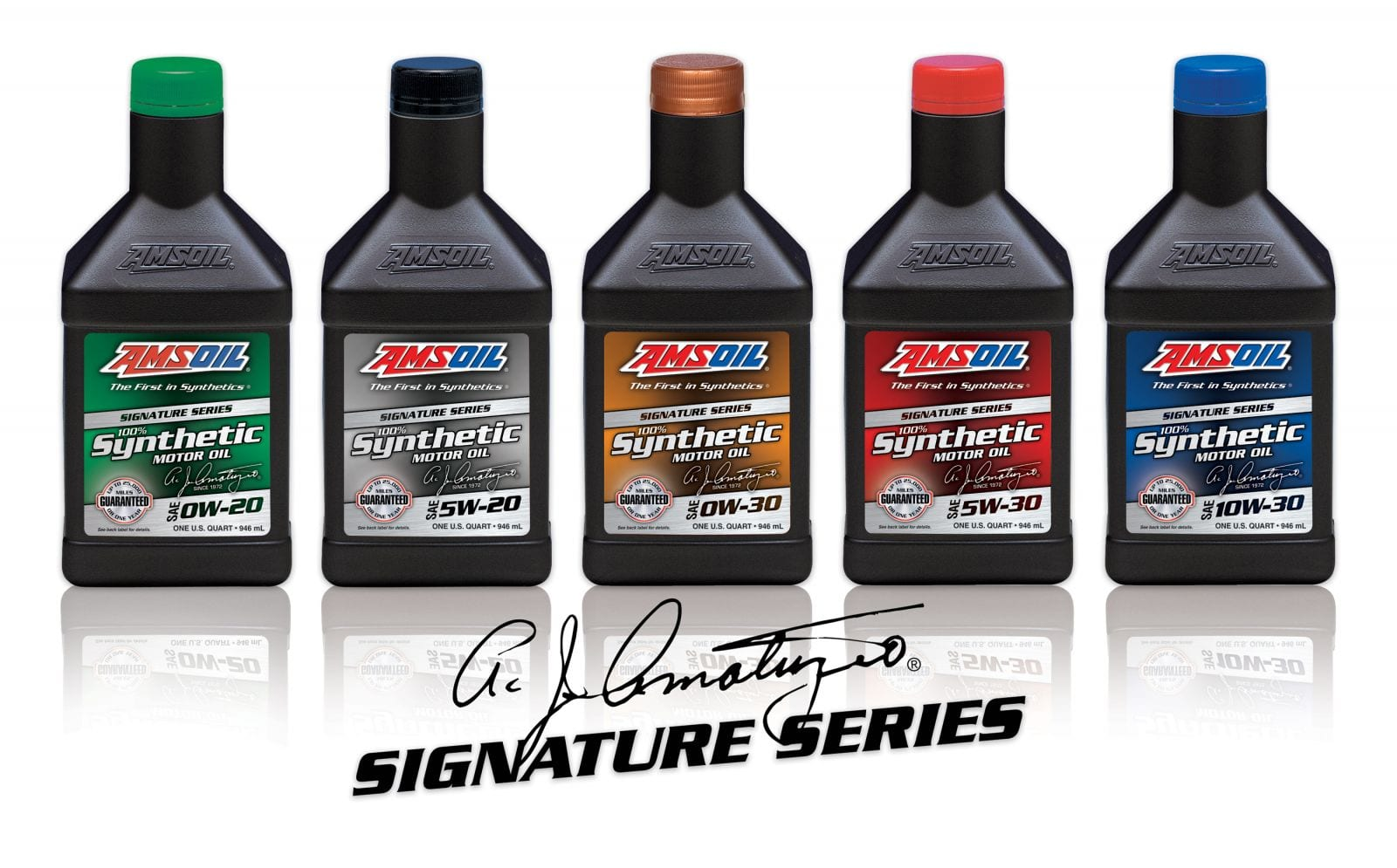 Best value synthetics for Amsoil signature series synthetic motor oil