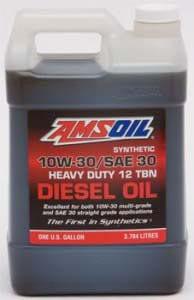 10W-30 Heavy Duty Diesel