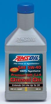 5W40 Diesel