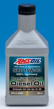 15W40 Diesel Oil