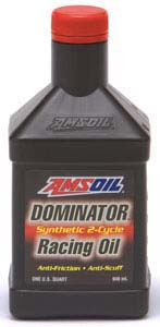 Dominator Racing Oil